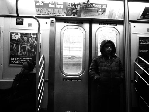 Q train Brooklyn