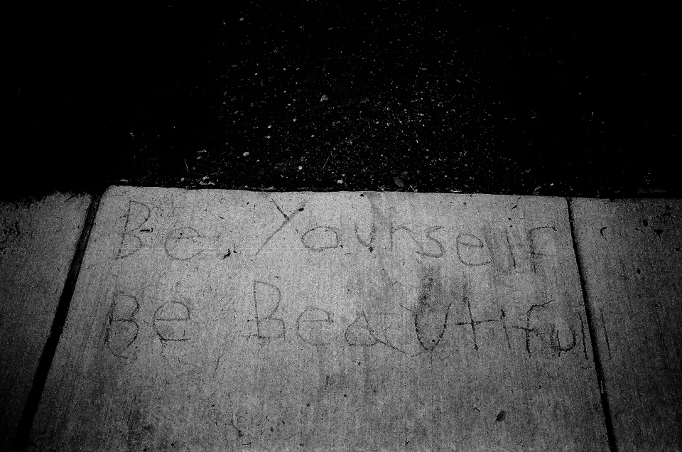 Be Yourself by Rufus Mangrove